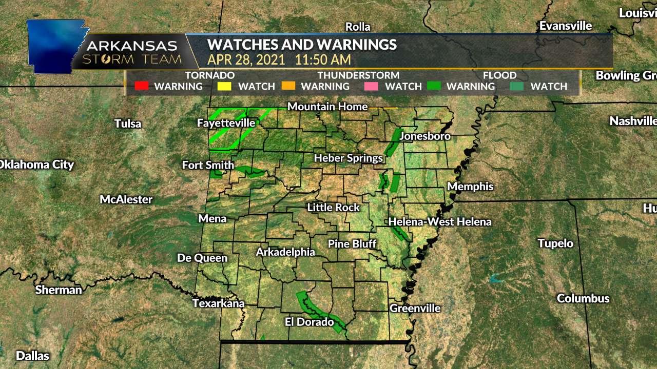 State Warnings