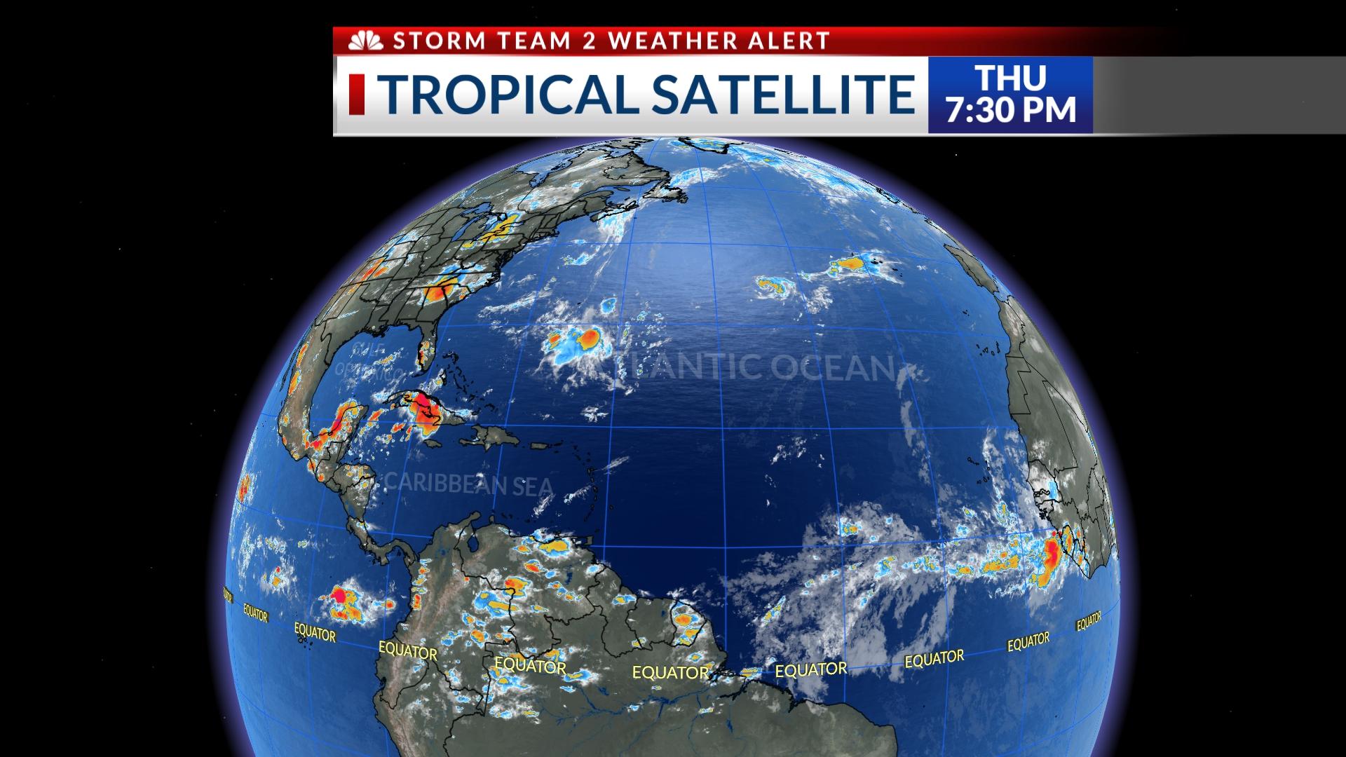 Tropic's Wide