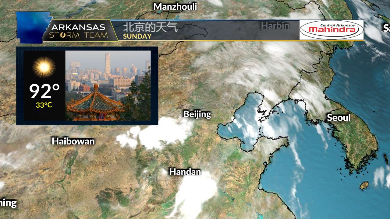 Weather from Tokyo