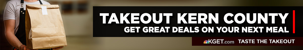 Takeout Kern County - Great deals on your next meal