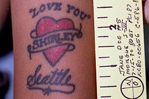 Tattoo 2 - Love You, Shirley, Seattle