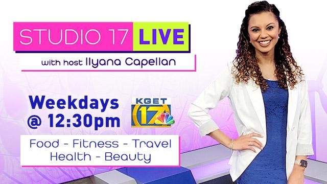 Studio 17 Live with Ilyana Capellan