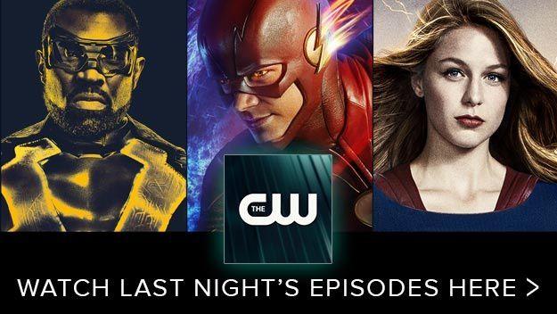 Watch CW Episodes Online