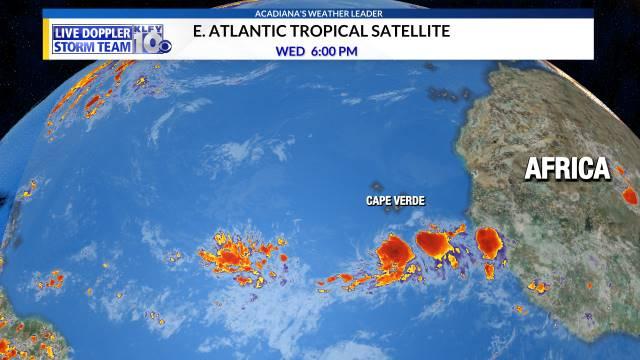 East Atlantic Satellite