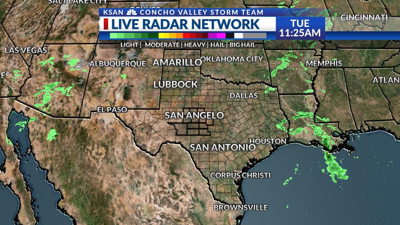 Texas Radar