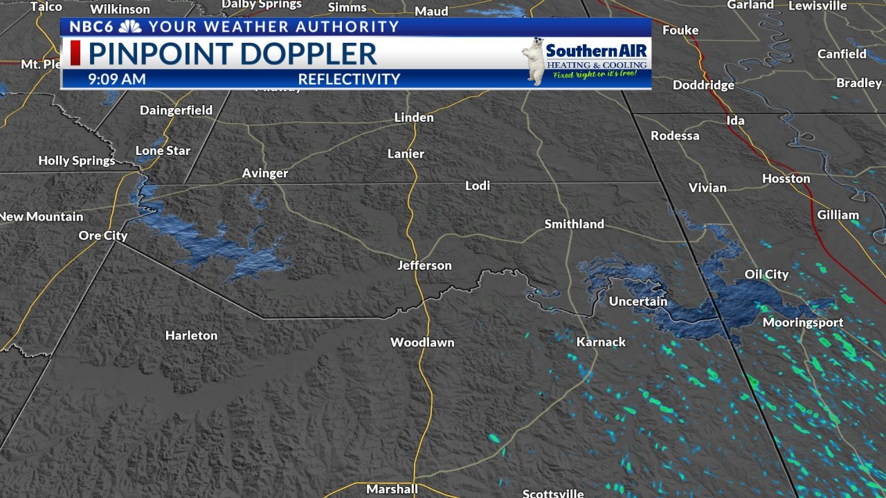 Pinpoint Doppler Marion County