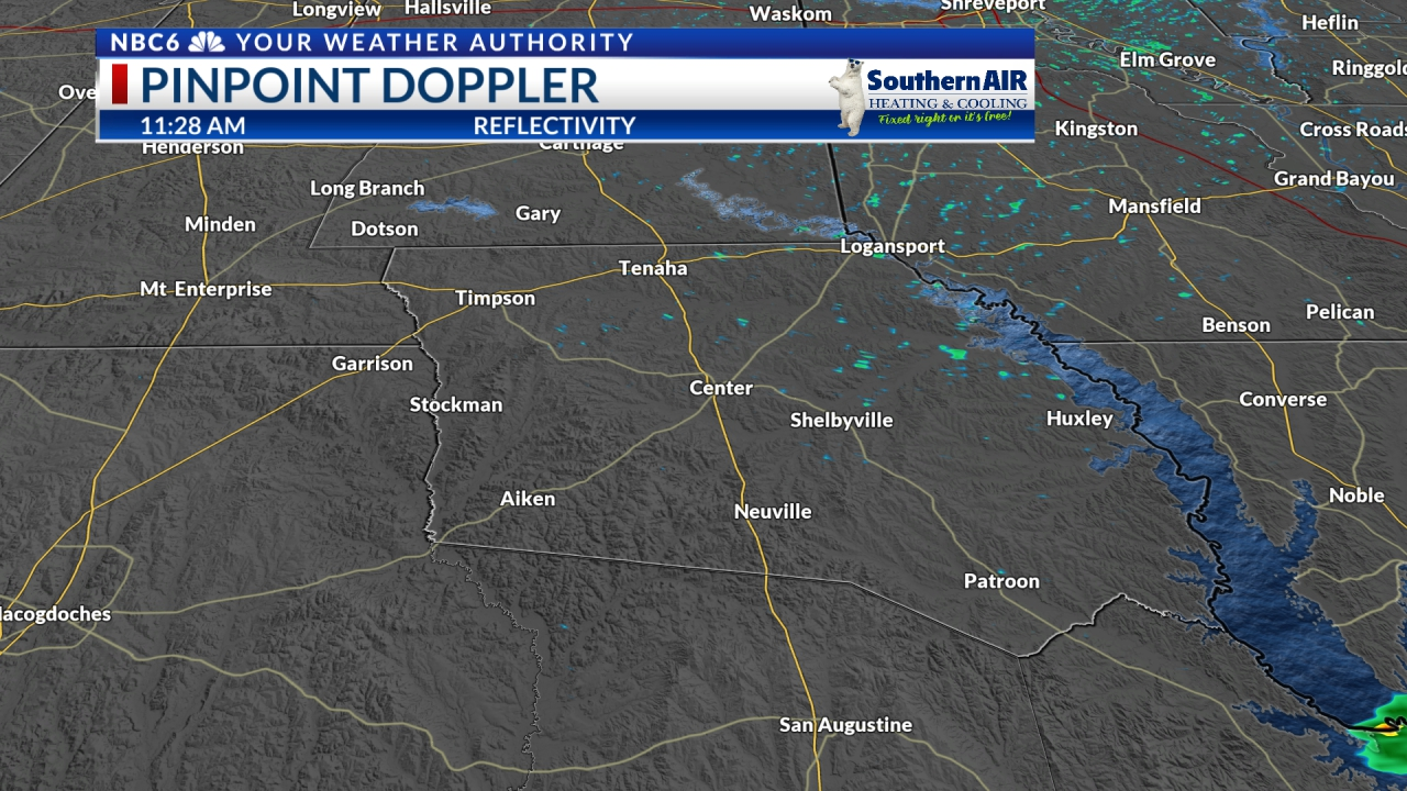 Pinpoint Doppler Shelby County