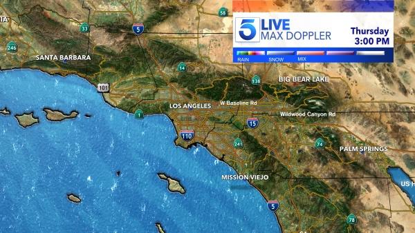 Los Angeles Virtual Doppler