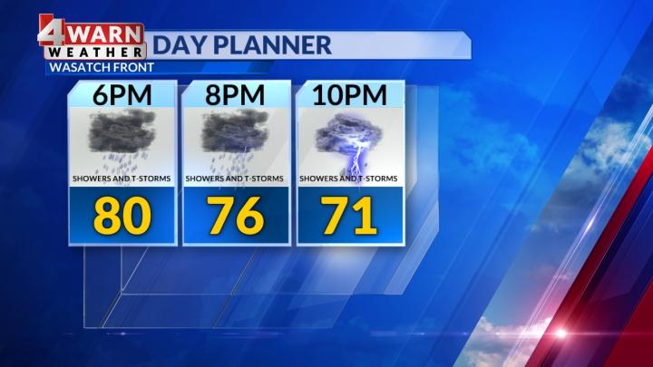Salt Lake City Dayplanner