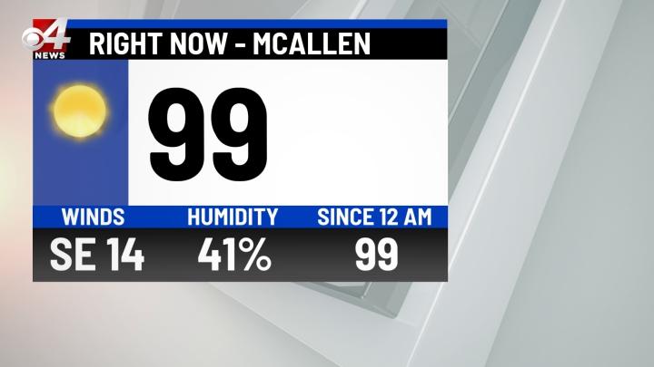 Right Now: McAllen