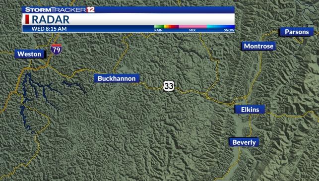 Buckhannon Radar