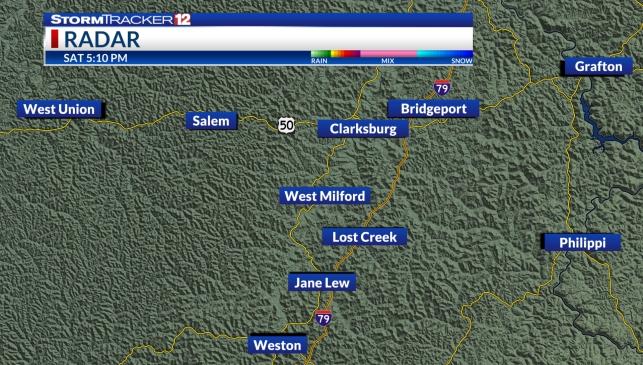 Clarksburg Radar