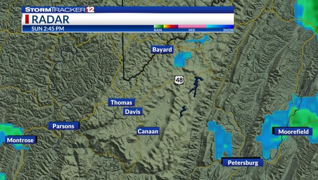 Davis Radar