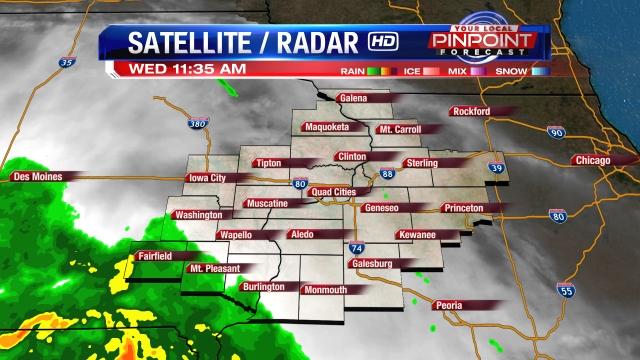 Local Satellite Radar