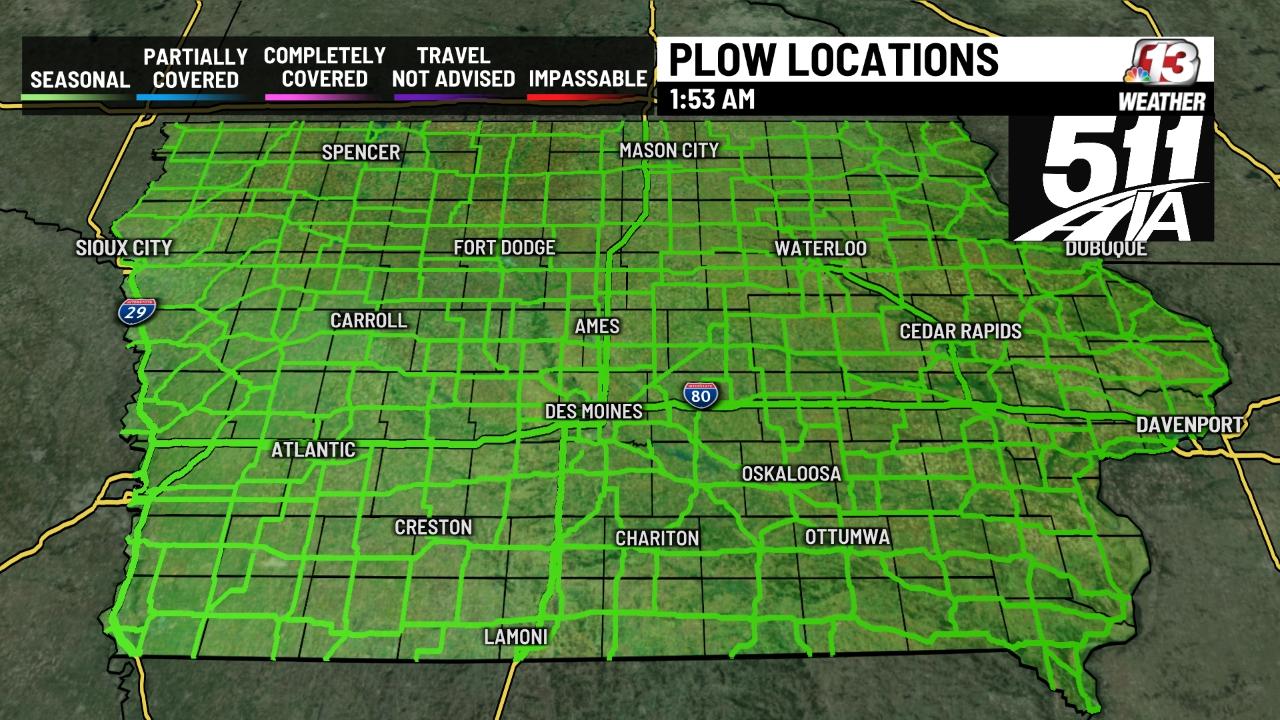 Iowa Plows
