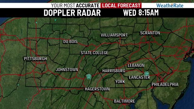 Pennsylvania Radar