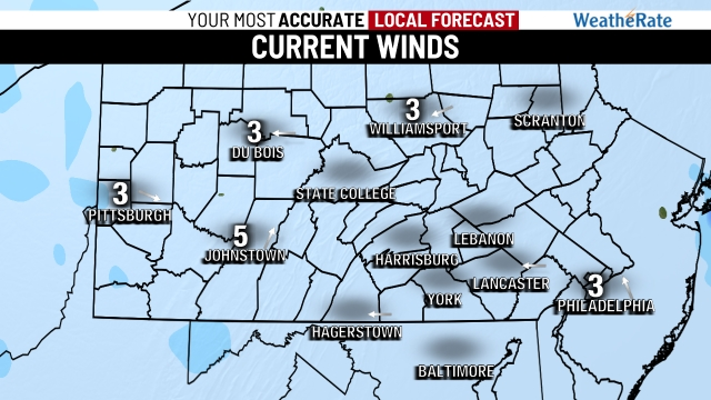 Pennsylvania Wind