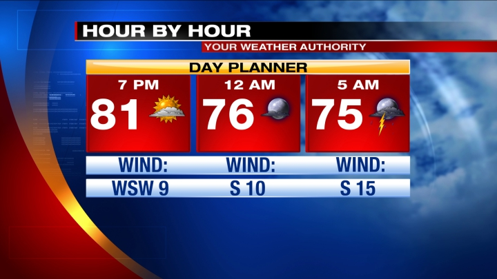 Hourly Planner