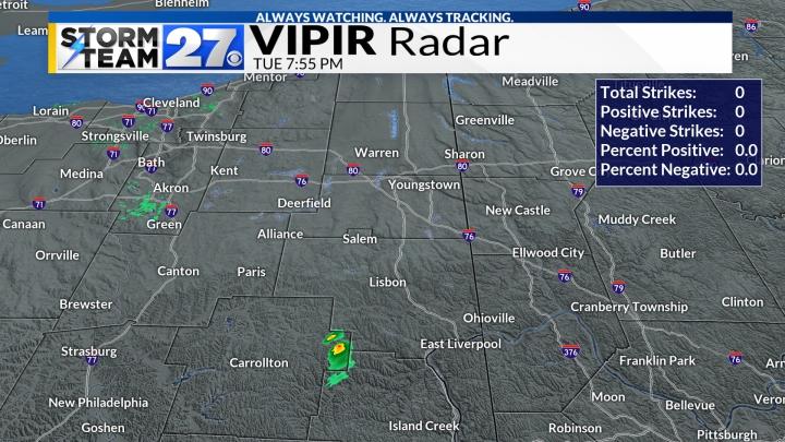 Live Vipir Radar Preview