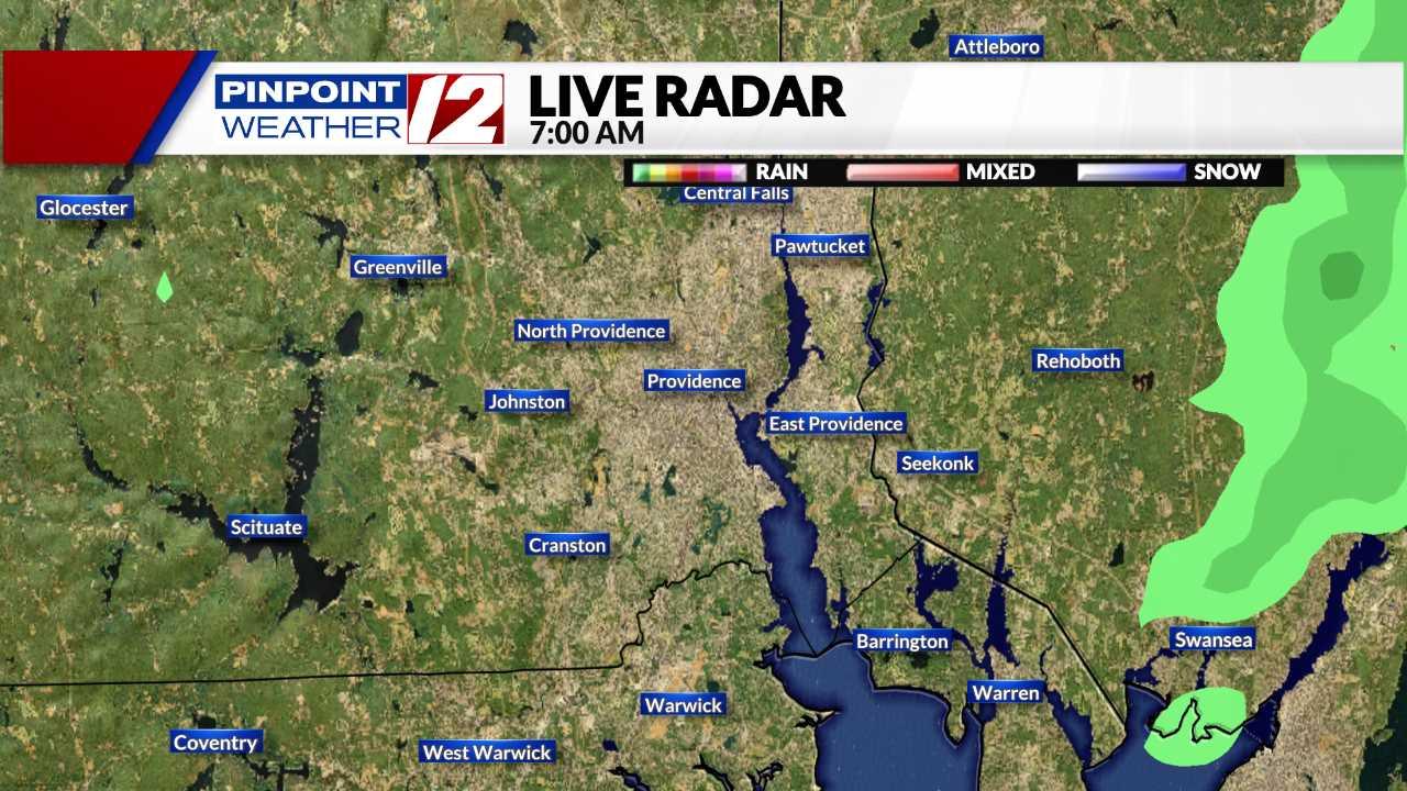 Providence Metro HD Radar
