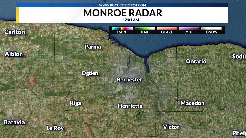 Monroe Radar