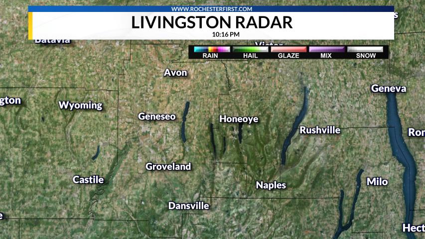 Livingston Radar