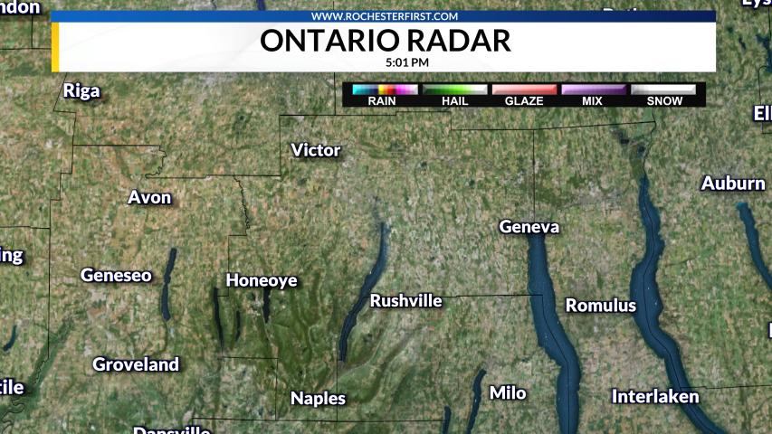 Ontario Radar
