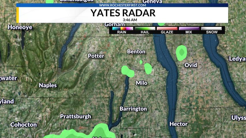 Yates Radar