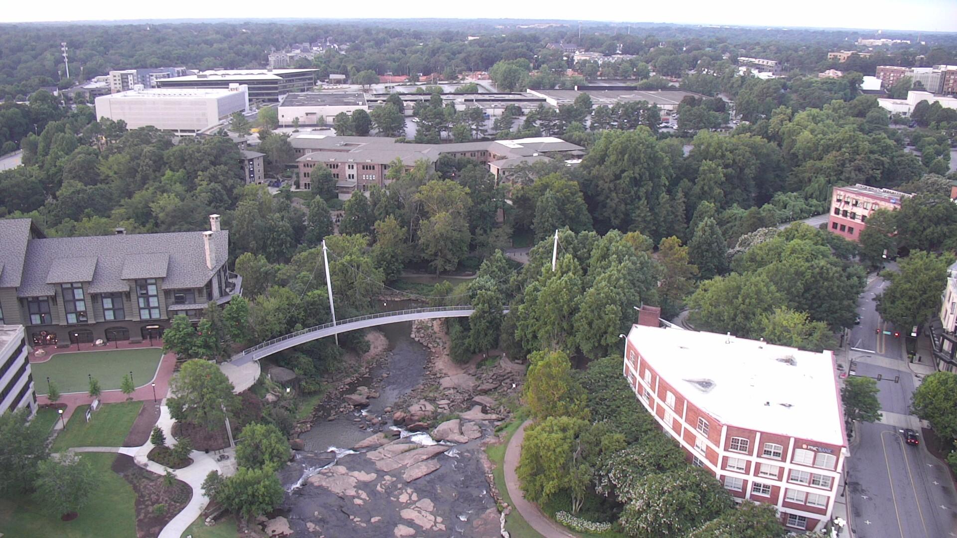 Falls Park webcam